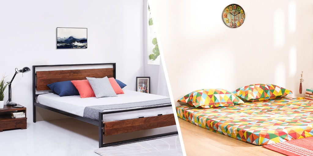 Bedroom Furniture Packages on Rent in Mumbai - RentoMojo