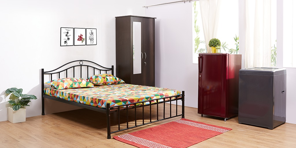 Studio Apartment Furniture Packages on Rent in Bangalore ...