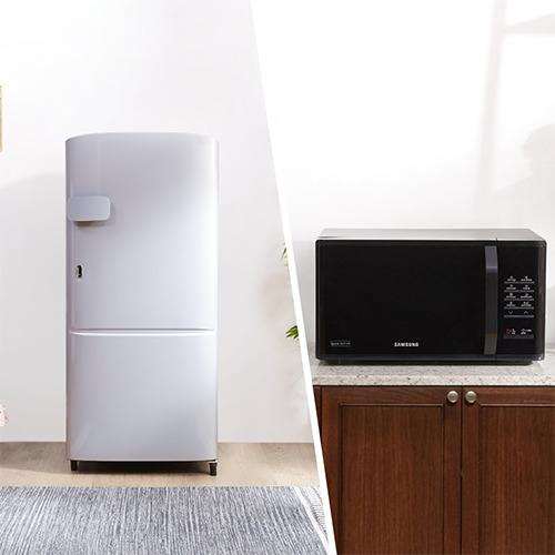 Kitchen Appliances Combo On Rent In Mumbai Rentomojo Com